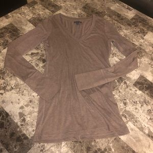 Brown American Eagle Top